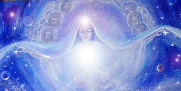 Дух Святой, Вышняя Мать, Премудрость София